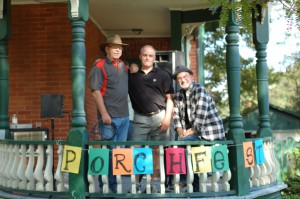Porchfest Belleville Sign-up