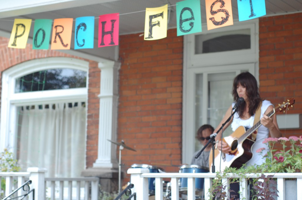Porchfest Belleville